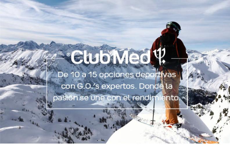 ClubMed Promociones 1