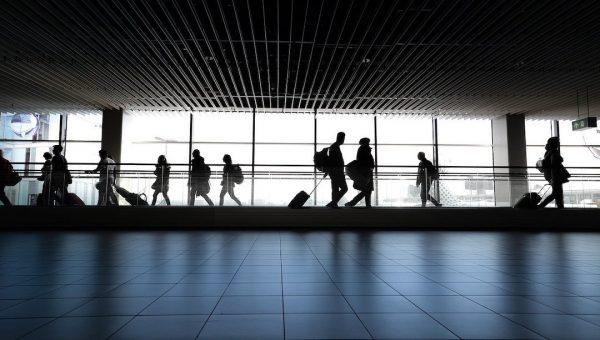 nueva normalidad en aeropuertos
